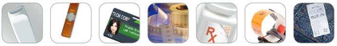 انواع تگ های RFID