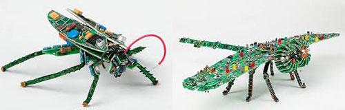 طراحی فانتزی بردهای مدار چاپی(PCB فانتزی)